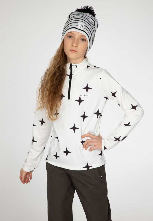 STAR JR - Sportshirt - off-white