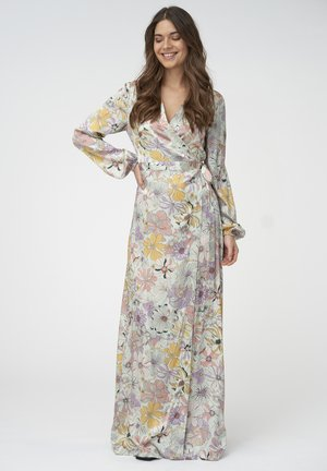 MATHILDE - Maxi dress - gerbera purple