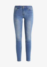 Vila - VICOMMIT - Jeans Skinny Fit - medium blue denim - 5