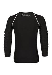 Reusch - FUNCTION   - Keepers T-shirt - chalk / essential grey - 1