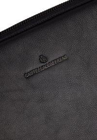 Castelijn & Beerens - MIKE - Laptop bag - black - 2