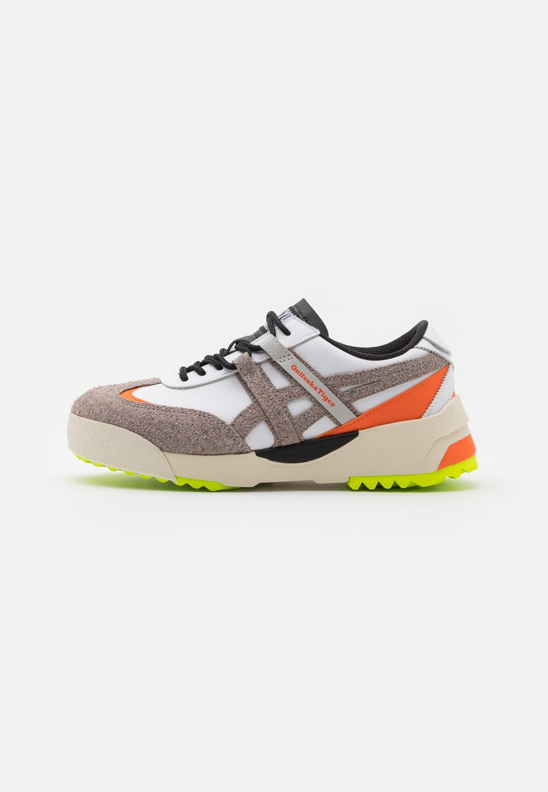 Onitsuka Tiger - DELEGATION EX UNISEX - Trainers - white/oyster grey