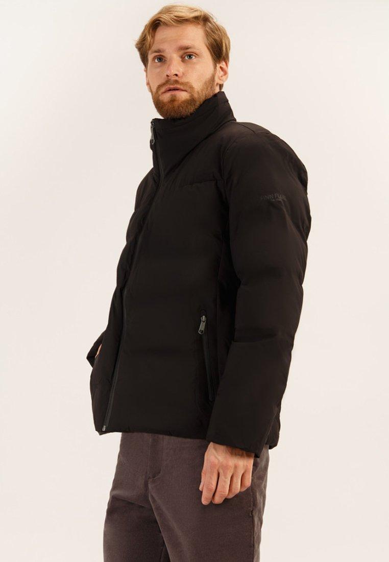 Finn Flare MIT BEQUEMER WATTIERUNG - Veste d'hiver - black