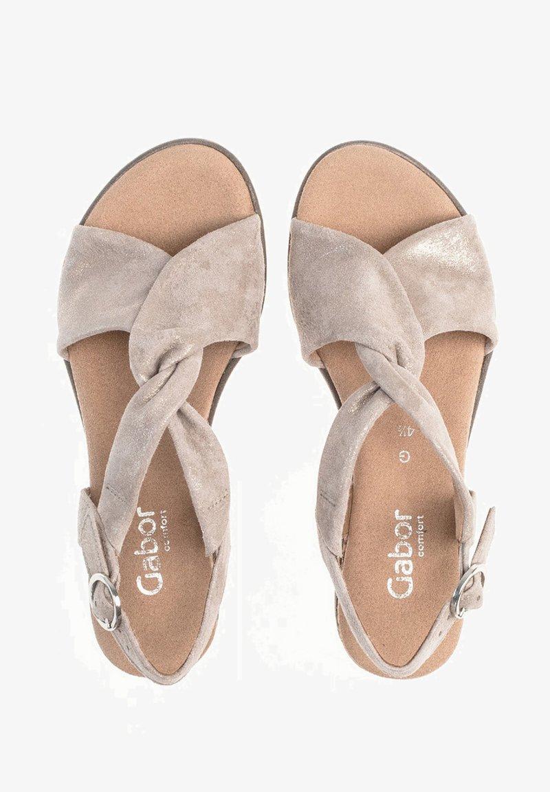 Gabor - Sandals - beige