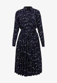 Finn Flare - Shirt dress - dark blue - 5