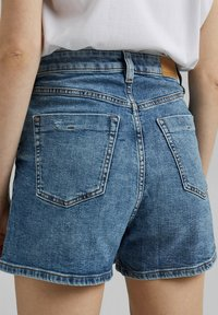 edc by Esprit - Denim shorts - blue medium washed - 5