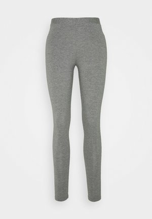 CORE - Leggings - gunmetal