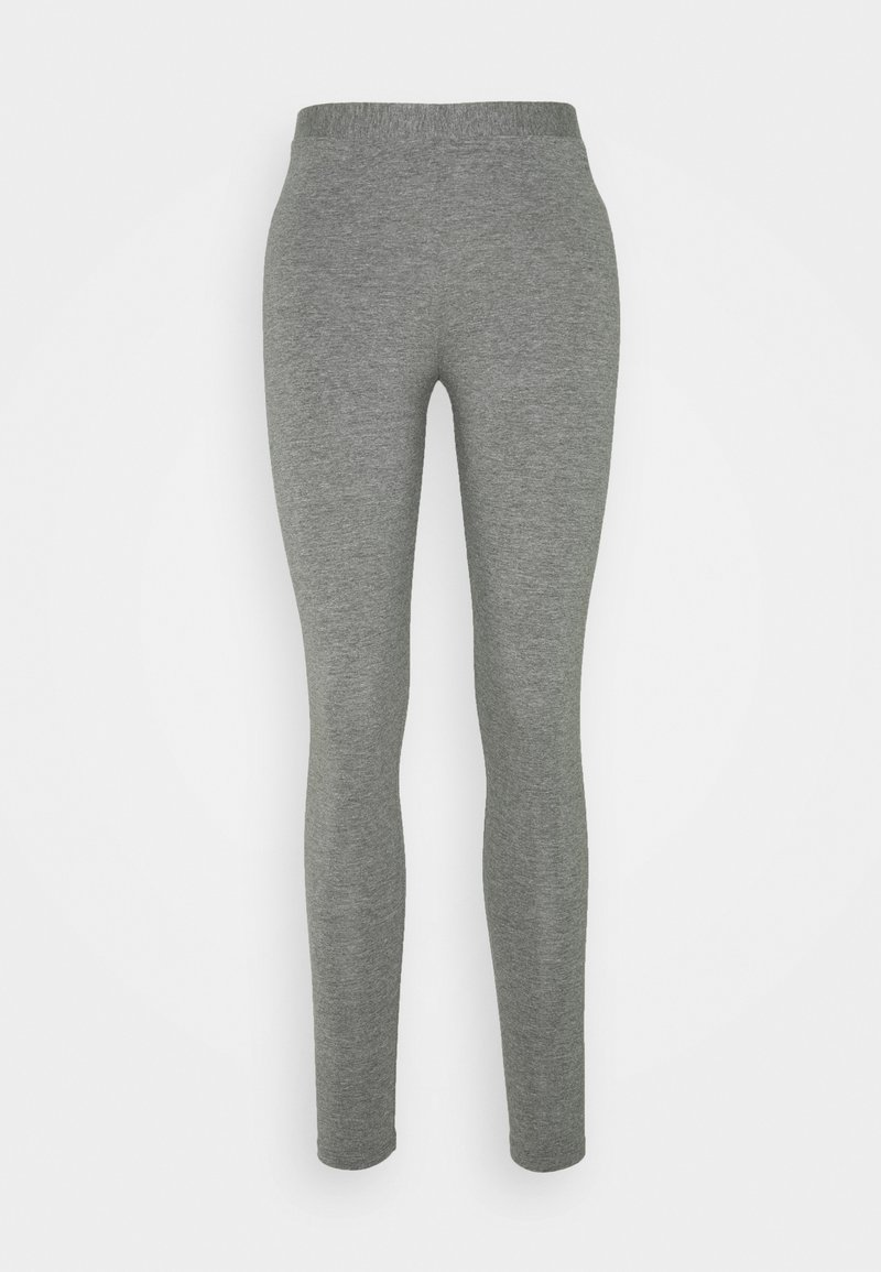 Esprit - CORE - Leggings - Trousers - gunmetal