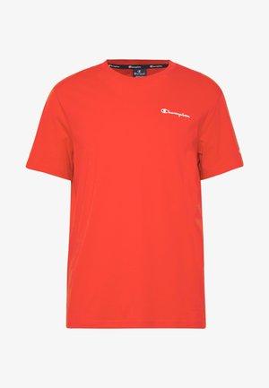 CREWNECK  - Camiseta básica - dark red