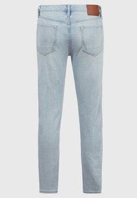 AllSaints - DEAN DAMAGED - Jeans Slim Fit - blue - 1