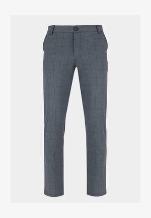 PLANA SPODNIE - Spodnie materiałowe - szary