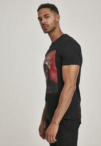 Mister Tee - BIG CROWN - Print T-shirt - black - 3