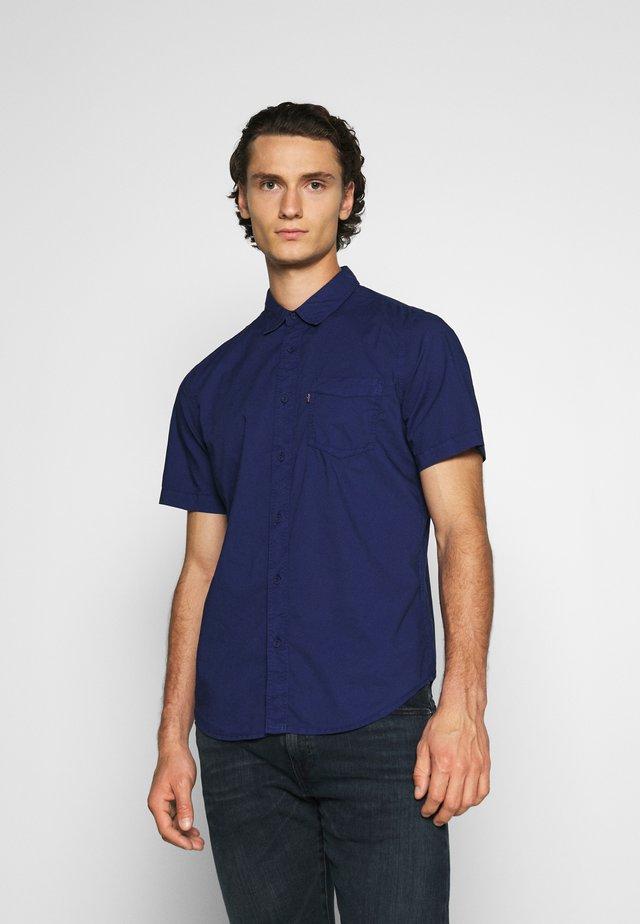 SUNSET STANDARD - Shirt - blues