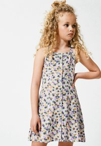 America Today - JURK - Day dress - flower - 0