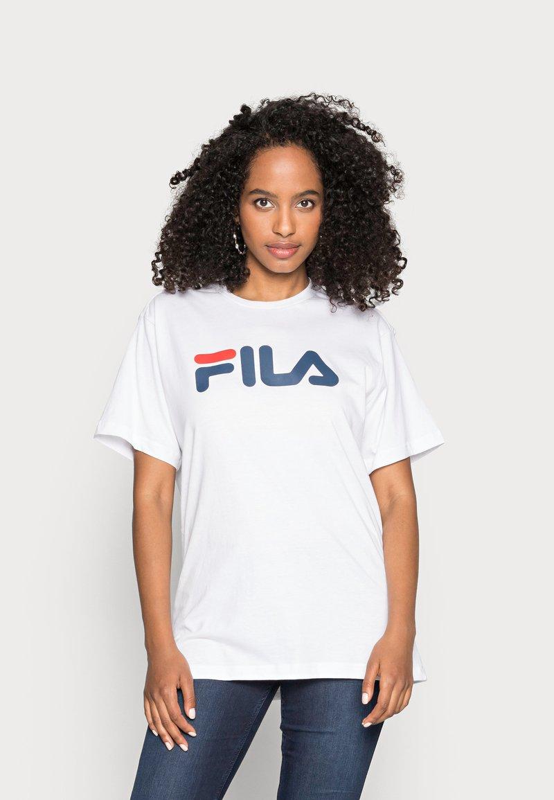 Fila - PURE - T-shirt print - bright white
