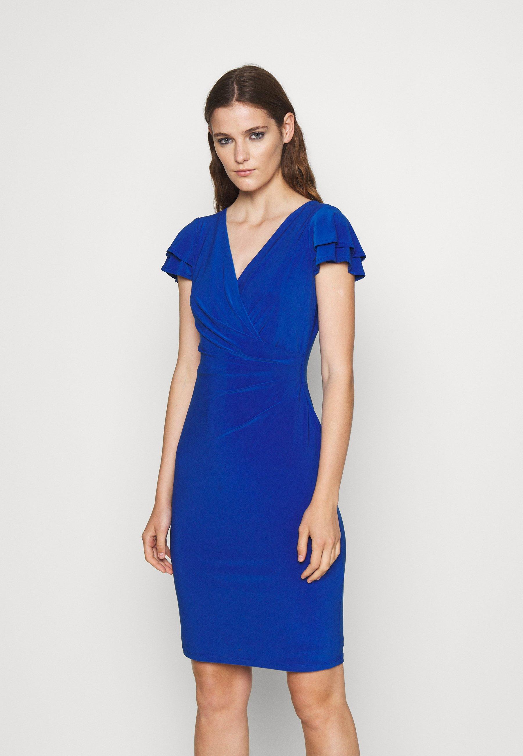 Damen PICA SHORT SLEEVE DAY DRESS - Jerseykleid