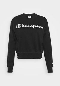 Champion - CREWNECK LEGACY - Collegepaita - black - 4