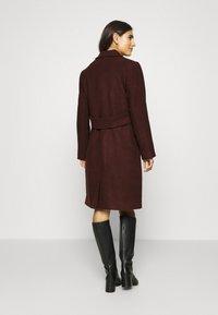 Karen by Simonsen - Classic coat - winetasting - 2