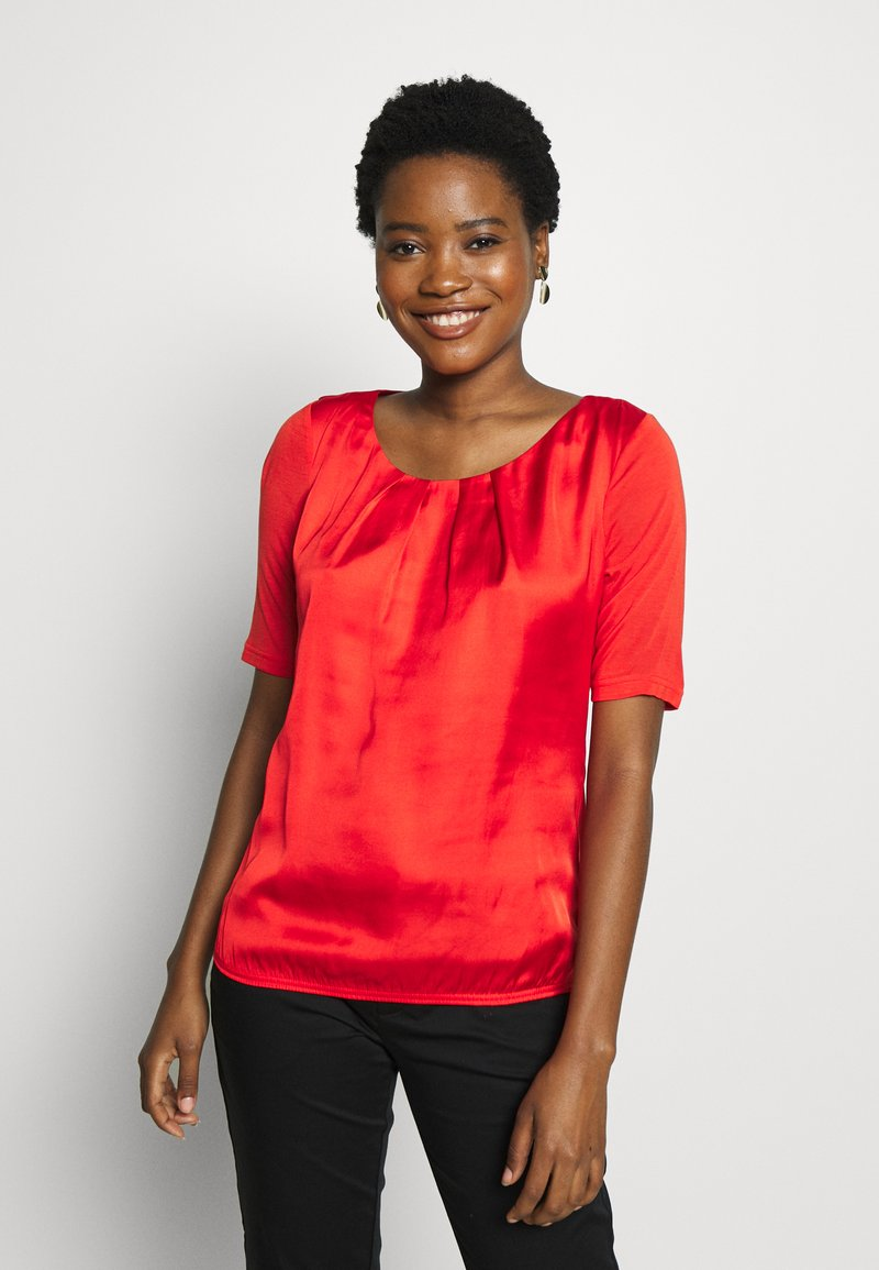 comma casual identity - Blouse - lobster