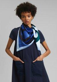 Esprit - Foulard - grey blue - 0
