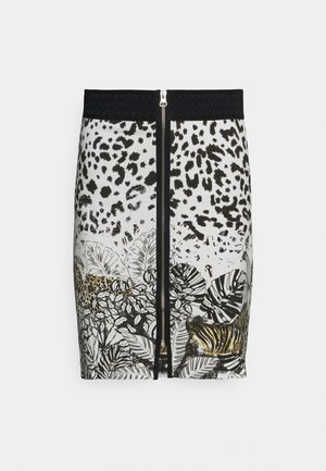 TOUCHÉ - Pencil skirt - white