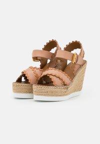 See by Chloé - GLYN - Platform sandals - nude - 2