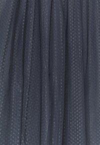 Needle & Thread - DOTTED MIDAXI SKIRT - A-line skjørt - vintage navy - 2