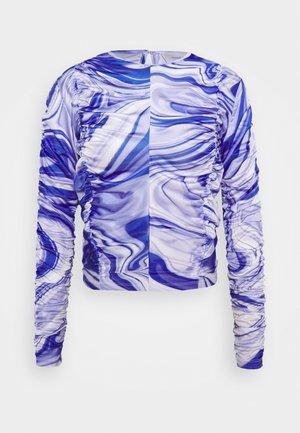 ASTA LONG SLEEVE - Long sleeved top - purple liquid