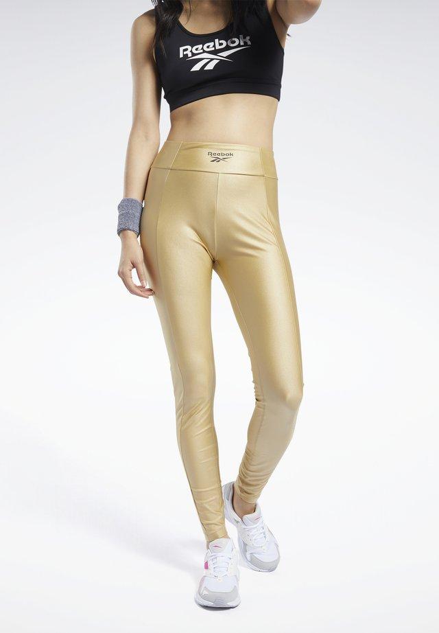 Leggings - Hosen - beige