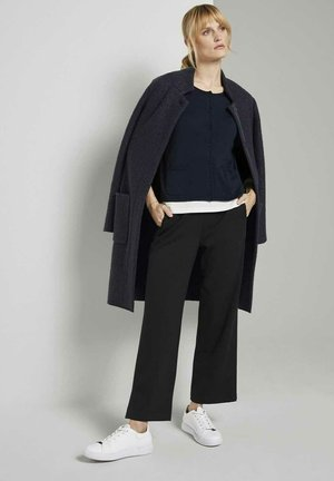 SMALL BUTTONED UP - Cardigan - night sky blue