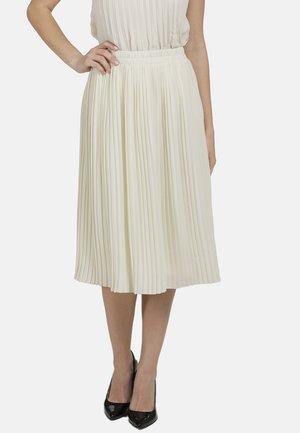 Áčková sukně - wollweiss