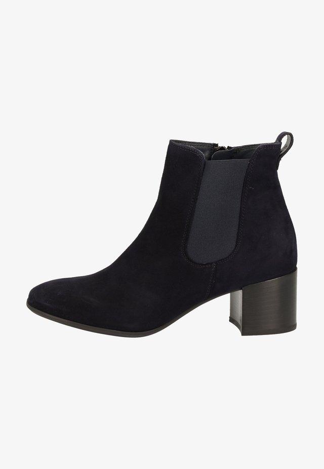 Korte laarzen - blau 037