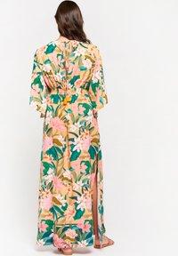 LolaLiza - TATIANA SILVA - Maxi dress - yellow - 2