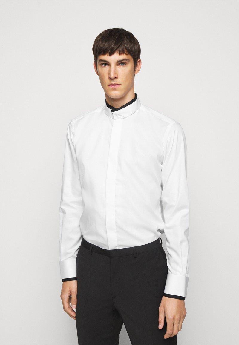 KARL LAGERFELD - MODERN FIT - Formal shirt - white