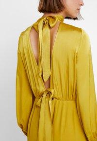 Ghost - RENAE DRESS - Vestito estivo - yellow - 4