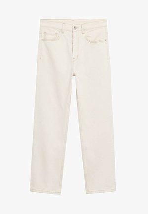 PREMIUM - Straight leg jeans - crudo