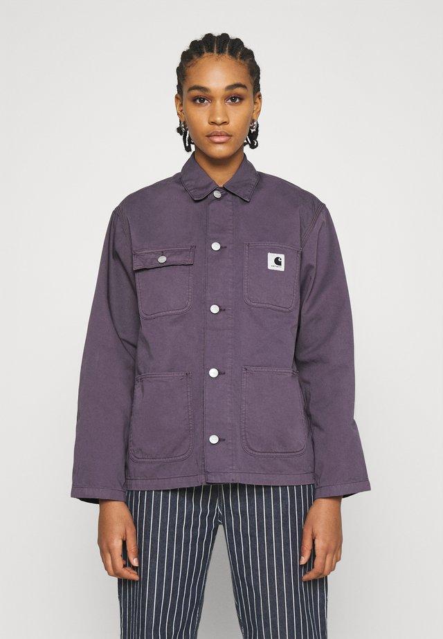 MICHIGAN COAT - Tunn jacka - purple