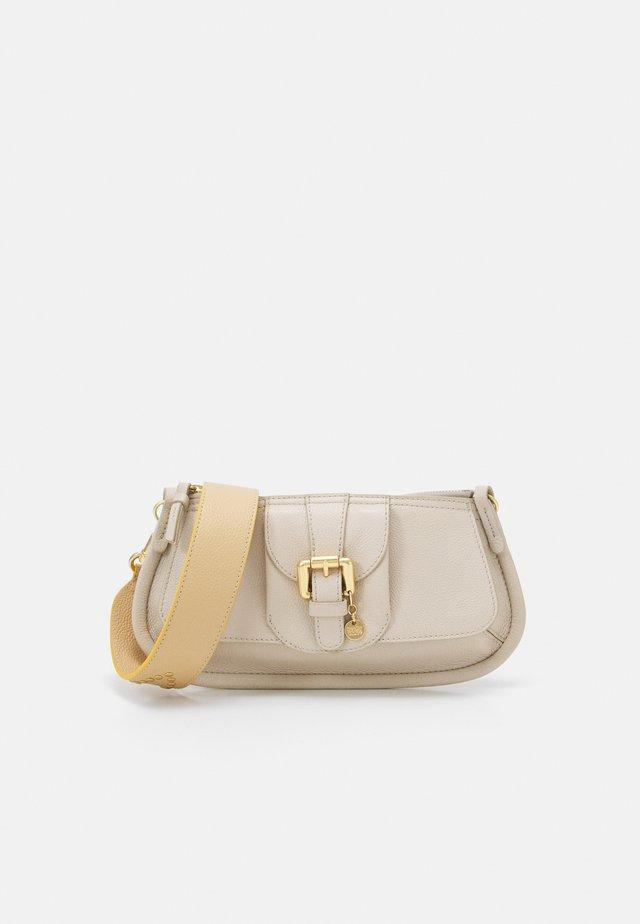 LESLY LESLY BAGUETTE - Handbag - cement beige