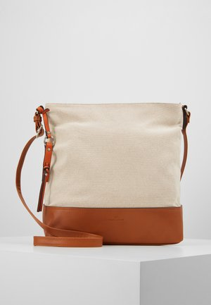 MILANO - Across body bag - mixed beige