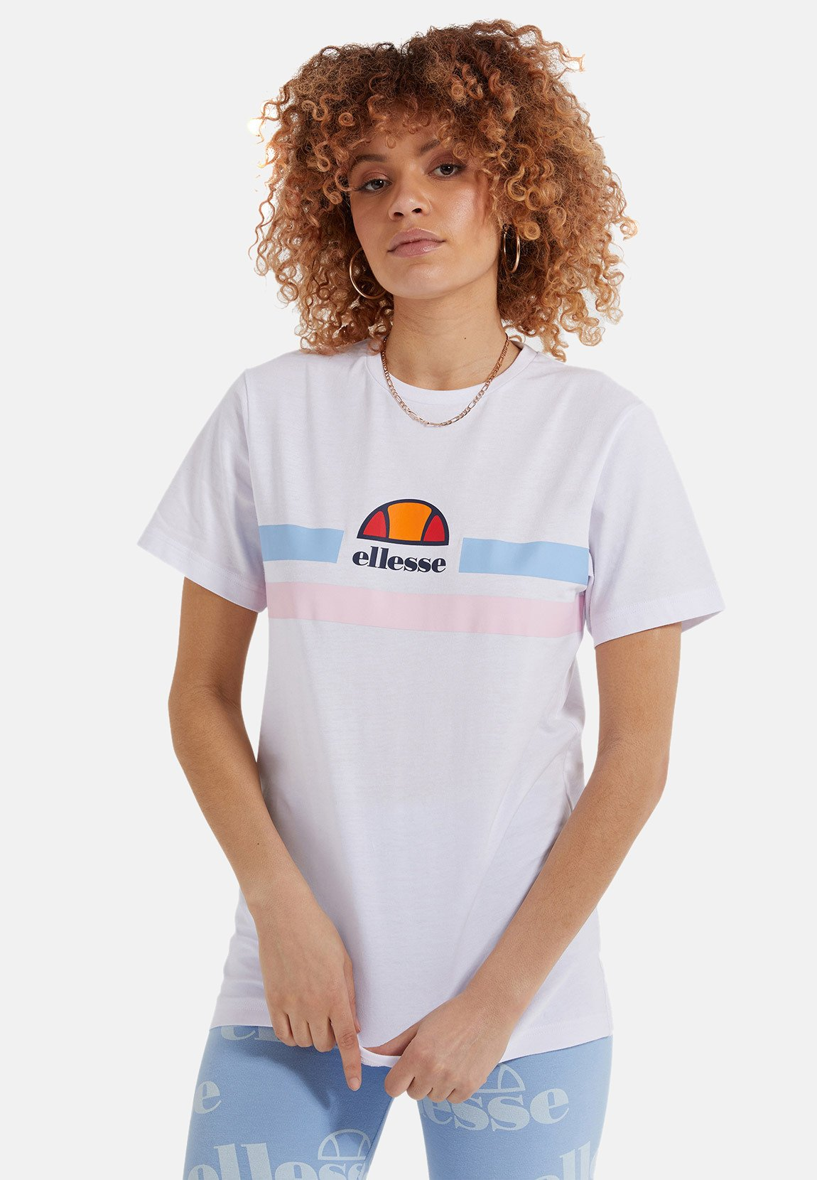 Damen LATTEA TEE - T-Shirt print