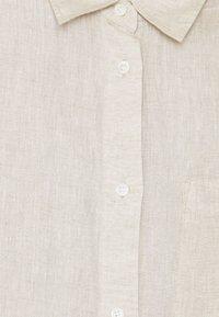 ARKET - Button-down blouse - nature - 5