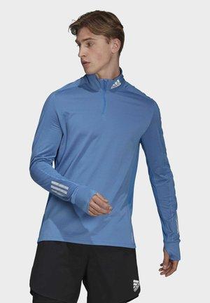 OWN THE RUN  - Sweatshirt - blue