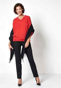 relaxed by TONI - Trousers - black - 1