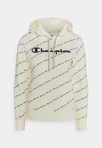 Champion - HOODED LEGACY - Hoodie - off white - 4