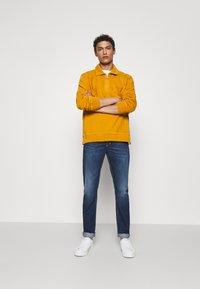Dondup - PANTALONE GEORGE - Jeans Tapered Fit - dark blue - 1