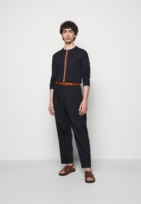 Paul Smith - GENTS FORMAL TROUSER - Trousers - navy - 1