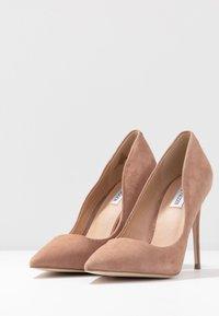 Steve Madden - DAISIE - High heels - tan - 4