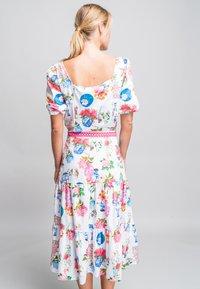 Rosalita Mc Gee - A-line skirt - white - 1