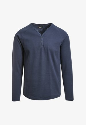 Long sleeved top - bleu marine