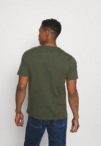 Levi's® - LOGO TEE UNISEX - T-shirt basic - greens - 2